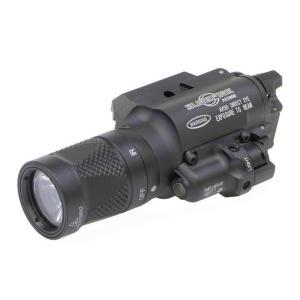 SF-Type X400-V LED フラッシュライト ストロボ切替機能 (BK)  TargetOne製|airsoftclub