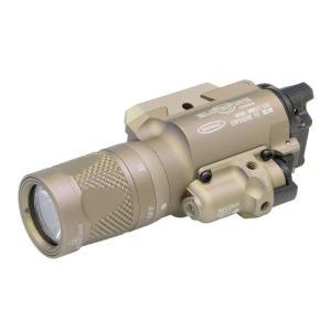 SF-Type X400-V LED フラッシュライト ストロボ切替機能 (DE)  TargetOne製|airsoftclub