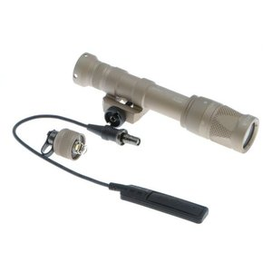SF-Type M600-V LED フラッシュライト ストロボ切替機能 (DE)  TargetOne製|airsoftclub
