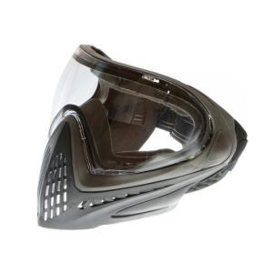 F1 フルフェイスゴーグル サーマルレンズ装備 (BK クリアー)  FMA製|airsoftclub