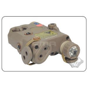 PEQ15LA5 LEDイルミネーター IRレンズ付 (DE)  FMA製|airsoftclub