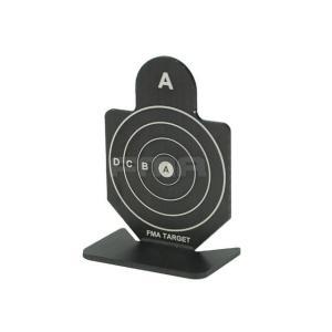 メタルシューティングターゲット A1 6個 セット  FMA製|airsoftclub