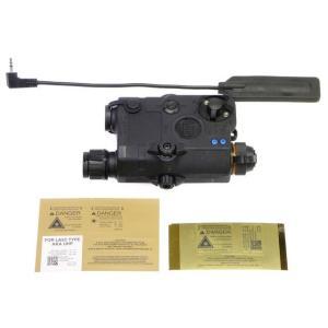 PEQ15LA5-C LEDイルミネーター IRレンズ付 アップグレードver. (BK)  FMA製|airsoftclub