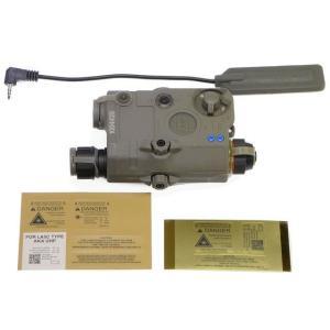 PEQ15LA5-C LEDイルミネーター IRレンズ付 アップグレードver. (FG)  FMA製|airsoftclub