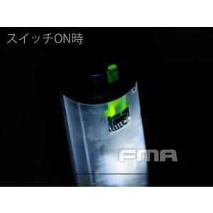 フルオートトレーサー (BB弾発光装置) Gen.2 ラウンドヘッド  FMA製|airsoftclub|05