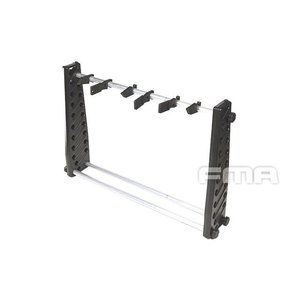 G Accessories Rack/ポータブルガンラック 30in (Adjustable version)  FMA製|airsoftclub