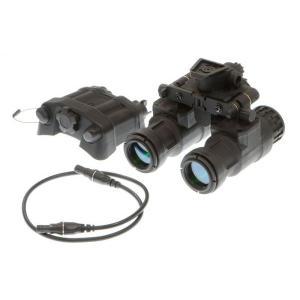 AN/PVS-31 ダミーナイトビジョン (1:1スケール ナイロン製) TYPE-B 発光機能付  FMA製|airsoftclub