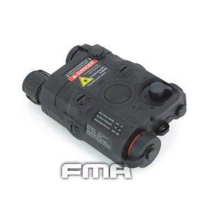 PEQ15 バッテリーケース REDレーザー付 (BK) FMA製|airsoftclub|03