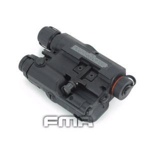 PEQ15 バッテリーケース REDレーザー付 (BK) FMA製|airsoftclub|04