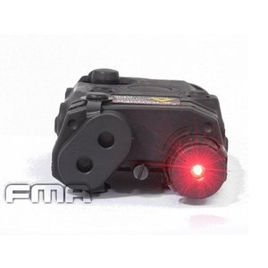 PEQ15 バッテリーケース REDレーザー付 (BK) FMA製|airsoftclub|05