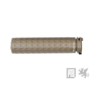 PTS Griffin New M4SDII Mockサプレッサー non US version DE  PTS-MAGPUL製|airsoftclub|02