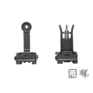 PTS Griffin Modular BUIS フロントサイト/リアサイトセット  PTS-MAGPUL製 airsoftclub