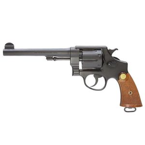 S&W M1917 .455 6.5in HW  モデルガン  タナカ製 - お取り寄せ品 airsoftclub