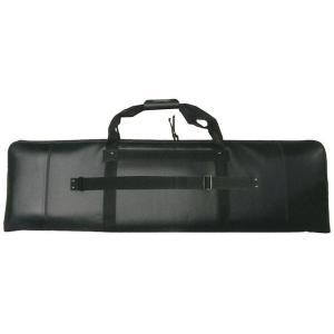 レザーケース No.147A型 135×40cm BK  イーストA製 - お取り寄せ品|airsoftclub