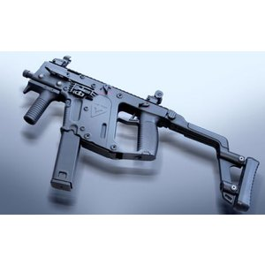 KRISS ベクター SMG (BK)  ガスガン  KSC製 - お取り寄せ品|airsoftclub