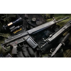 HK33A3  電動ガン  KSC製 - お取り寄せ品|airsoftclub