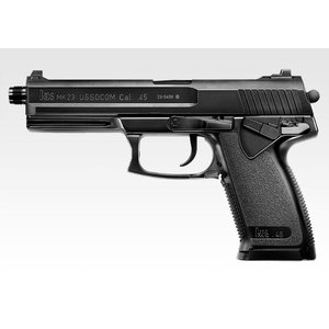 SOCOM Mk23  エアコッキングガン/ホップアップ  東京マルイ製 - お取り寄せ品|airsoftclub