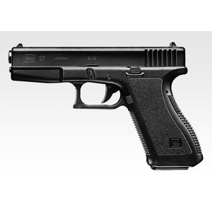 GLOCK17 (対象年齢10歳以上)  エアコッキングガン/ホップアップ  東京マルイ製 - お取り寄せ品|airsoftclub