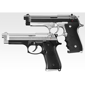 M92F スライドシルバー  ガスガン  東京マルイ製 - お取り寄せ品|airsoftclub