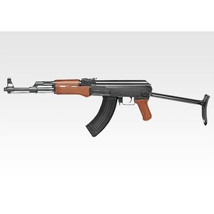 AK-47S  STD電動ガン  東京マルイ製 - お取り寄せ品|airsoftclub