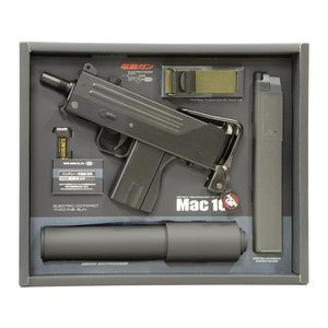 MAC10 本体 セット  コンパクト電動ガン  東京マルイ製 - お取り寄せ品|airsoftclub