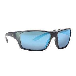 MAGPUL [Eye Wear] SUMMIT サングラス (MatGrayフレーム Roseレンズ BlueミラーPolarized)  MAGPUL製|airsoftclub