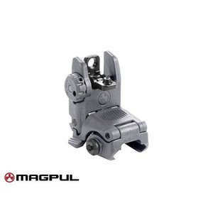 MAGPUL MBUS Sight Rear リアサイト (StealthGray)  MAGPUL製|airsoftclub