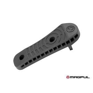 MAGPUL Enhanced ラバーストックパッド 0.70in (Black)  MAGPUL製|airsoftclub