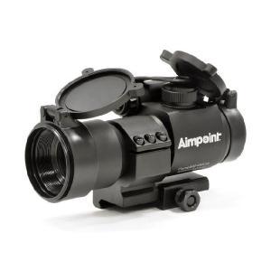 AimPoint COMP M2型 1X35ドットサイト BK (LPマウント・Red/Green切替式)  OPT-Crew製|airsoftclub