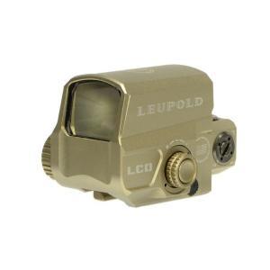 Leupold型 LCO ドットサイト ハードケース (TAN)  OPT-Crew製|airsoftclub