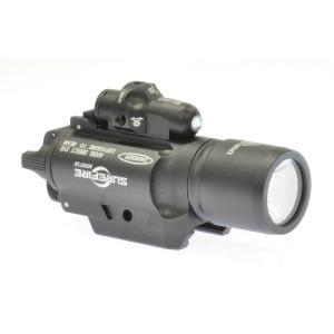 SureFire X400型 LEDウェポンライト (BK)  POT製|airsoftclub