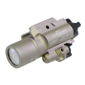 SureFire X400型 LEDウェポンライト (TAN) Ver.2  POT製|airsoftclub