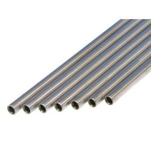 Precision ステンレス インナーバレル/6.03×300mm (M733/G36K/トンプソン)  PPS製|airsoftclub