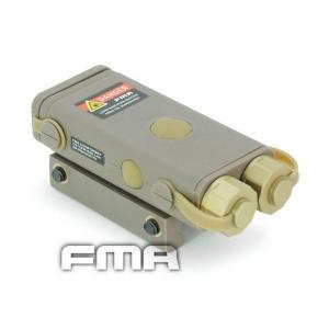 PEQ10型 エイミングイルミネーター (DE)  PRO&T製|airsoftclub