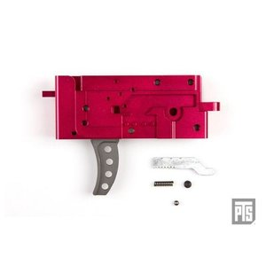 PTS Enhanced CNCメカボックス (SYSTEMA M4 PTW用)  PTS-MAGPUL製|airsoftclub|02