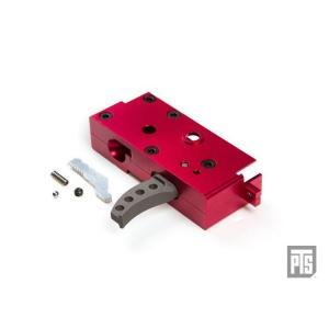 PTS Enhanced CNCメカボックス (SYSTEMA M4 PTW用)  PTS-MAGPUL製|airsoftclub|03