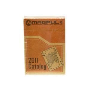 MAGPUL-PTS カタログトランプ(Playing Cards Catalog 2011)  MAGPUL製|airsoftclub