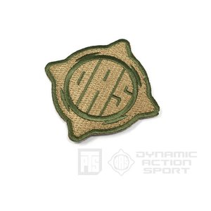 [Patches] DASロゴパッチ DinamicActionSport MC  PTS-MAGPUL製|airsoftclub