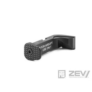 PTS ZEV Extended Magazine Release/マグキャッチ (マルイG17用)  PTS製|airsoftclub
