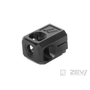 PTS ZEV V2 PRO Glockコンペンセイター (14mm逆ネジアウター対応)  PTS製|airsoftclub