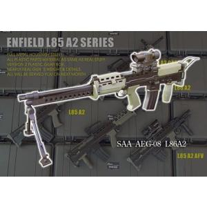 L86A2 LSW 電動ガン Star Airsoft製|airsoftclub