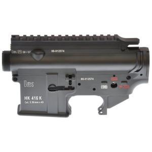 VFC/Umarex HK416 ガスガン用 セラコート レシーバー 416K刻印  限定商品 ノルウェー軍仕様  SGT製|airsoftclub