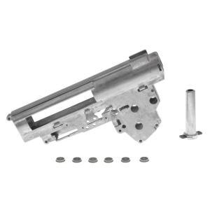 QDメカボックスケース 軸受・スプリングガイド付 (Ver.3 AK)  SHS製|airsoftclub