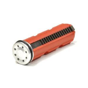 ポリカーボネート ピストン セット (アルミヘッド 金属歯15枚) SHS製