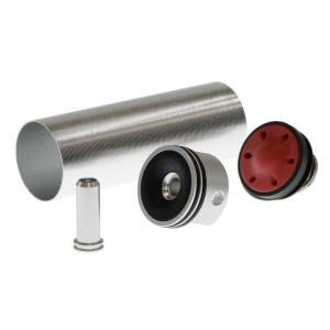ボアアップシリンダー 4点セット (Ver.3 MP5K/PDW用)  SHS製|airsoftclub|02