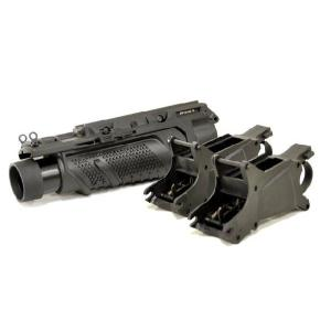 SCAR用 EGLM グレネードランチャー (BK) SEALS製|airsoftclub