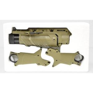 SCAR用EGLMグレネードランチャー  (FDE)  SEALS製|airsoftclub