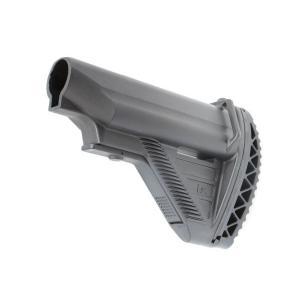 HK416D テレスコピックストック Convex バットキャップ (BK)  VFC/Umarex製|airsoftclub