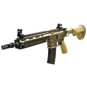 HK416 V2 (TAN) 電動ガン (日本仕様/HK Licensed)  VFC/Umarex製|airsoftclub