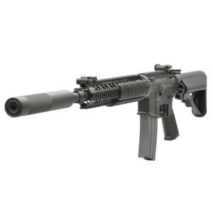 Colt Mk12Mod1(LMTストック OPSサプレッサー付) DX 電動ガン    VFC製|airsoftclub